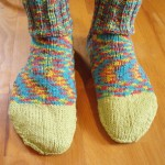 The socks of love