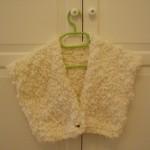 Woolly vest