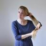 Tutorial: Princess Leia hair style, part 3 | Prinzessin Leia Frisur, Teil 3